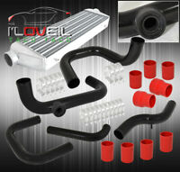 """For 96-00 Civic D15 D16 Bolt On Upgrade Piping Kit+ Fmic 28""""X7""""X2.5"""" Intercooler"""