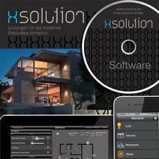 Smarthome Visualisierung für  KNX LCN Modbus Siemens HomeMatic Alexa Siri