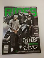 Rides Dec/Jan 2007 ILLest Car Magazine 50 Cent Xzibit Lloyd Banks G-Unit Hot Rod