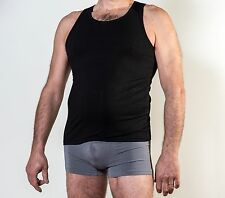 BAMBOO MENS SINGLETS - LUXURY, BREATHABLE AND QUALITY PRODUCT!