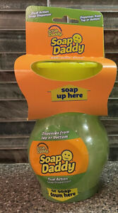 Scrub Daddy Soap Daddy Dual Action Soap Dispenser NEW