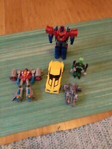 Transformers.Verschiedene Figuren