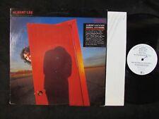 ALBERT LEE Hiding US ORIGINAL PROMO WLP LP Emmylou Harris/INNER VG+