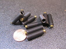 "Alloy Steel Set Screws, Brass Tip, 5/16-24 x 1"" Length, 10 Pieces"