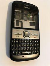 Nokia E5-00 Housing Microphone Loudspeeker Carging Stereo Jack Original