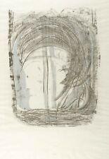 GERHARD ALTENBOURG - DURCHSCHEIN - Farblithografie 1974 - 14/20
