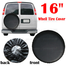 "16"" Spare Wheel Tire Cover Spare Soft Bag For Toyota Land Cruiser 29.5"" 31.5"""