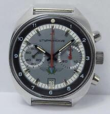 USSR chronograph watch Poljot 3133 shturmanskie 31659 **