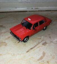 Modellino Fiat 125 P scala 1:43
