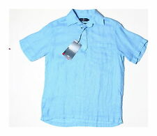 Blue Harbour Linen Patternless Casual Shirts & Tops for Men