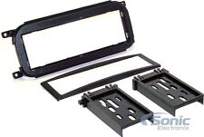 Scosche CR1277B Single DIN Dash Kit for 1998-2004 Chrysler/Dodge/Jeep Vehicles
