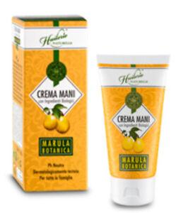 HUILERIE Crema mani MARULA BOTANICA - Con ingredienti Biologici - 75 ml