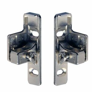 BLUM Drawer Front Fixing Brackets for Metabox - ZSF.1510L or ZSF 1510R