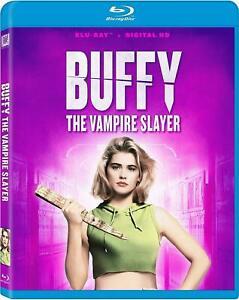 Buffy The Vampire Slayer 25th Anniversary (Kristy Swanson) New Blu-ray