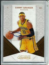 Danny Granger 09/10 Timeless Treasures Gold Autograph #8/10