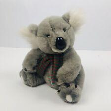 Gund Koala Bear Plush Made For Fashion Bug Multi Colors Very Clean