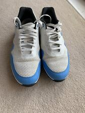 Nike Golf Shoes - Air Max 1 G Mesh - White / Anthracite / Uni Blue - AW20 - UK11