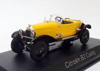 Norev 1/43 Scale Model Car 153173 - 1923 Citroen B2 Caddy - Yellow