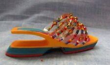 Raine Just The Right Shoe Bahama Mama M I B 2001 With C O A