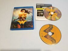 Wonder Woman (Blu-ray / DVD, 2 Disc Set, 2017)