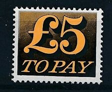 [311952] UK 1973 good Due stamp very fine MNH Value 65$