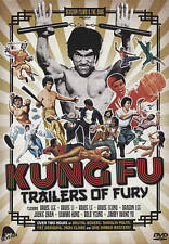 Kung Fu: Trailers of Fury (DVD, 2016) EXPLOITATION TRAILER COMPILATION GORE