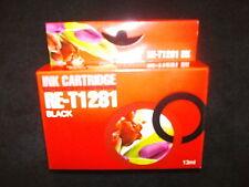 Compatible 1281  black  ink cartridge for  SX235W, SX420W,SX425W