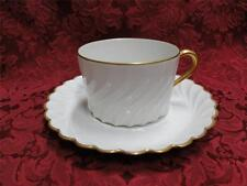 Haviland Elegance Gold Trim: Cup and Saucer Set (s)