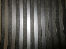"""UNIVERSAL RIBBED RUBBER FLOOR MAT MATERIAL 1 PIECE  36""""X54"""""""