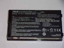 batería original ASUS X80 X82 F81 F83 X88 F80 X61 Blanco blanco Auténtico ORIG