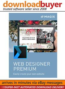 MAGIX Xara Web Designer 18 Premium - [Download]