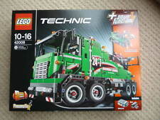 LEGO TECHNIC - 42008 - RESCUE TRUCK - BRAND NEW & SEALED - RETIRED - (PLS READ)