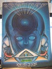 Send Her My Love - Journey - 1983 US Sheet Music