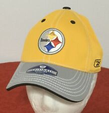 PITTSBURGH STEELERS NFL REEBOK SIDELINE Hat Stitched YOUTH Boys Baseball Cap NEW