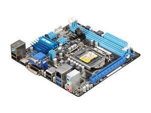 Asus scheda madre Socket lga 1155 Mini Itx intel h61 ram ddr3 motherboard hdmi