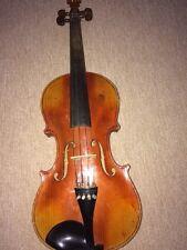 Violon ancien coloration