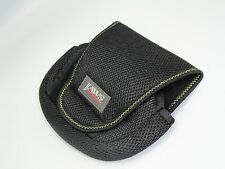 """2 Jaws """"L"""" Spinning Reel Cover Pouch for Daiwa, Penn, Shimano Reels"""