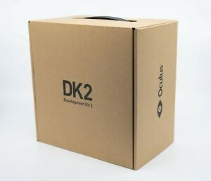 Oculus Rift DK2 Virtual Reality Headset - Complete and Factory Sealed in Box!