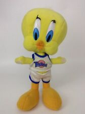 "Warner Bros. Space Jam Tweety Bird 11"" Plush Poseable Doll Vintage 90's Applause"
