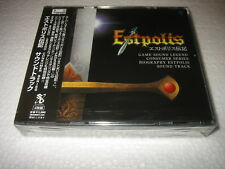 ESTPOLIS DENKI I.II [Lufia] / Scitron Label Original SOUNDTRACK CD