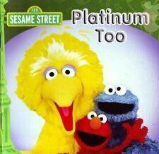 Sesame Street: Platinum Too (CD) DVM-Music