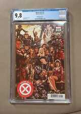 House Of X 1  CGC 9.8 Brooks Connecting Variant 1st Print