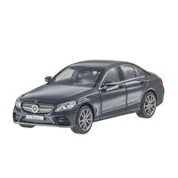 Mercedes Benz W 205 Classe C AMG Ligne Facelift / Mopf 2018 Bleu 1:43 Neuf