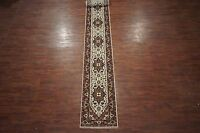 """3X20 Serapi Runner Hand-Knotted Oriental Wool Area Rug Carpet (2'6"""" x 20'4"""")"""