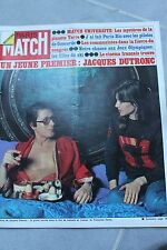 paris match n°1393 raquel welch dutronc hardy f.serrat