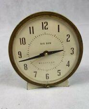 Vintage Big Ben Alarm Westclocx. WORKING. Made in the USA