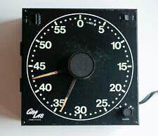Vintage GraLab darkroom timer (Metal body)