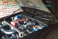 00-09 Honda S2000 AP1 AP2 White Strut Shock Lift Support Gas Hood Damper Kit