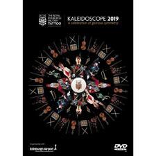 Royal Edinburgh Military Tattoo Edinburgh 2019 DVD All Regions NEW