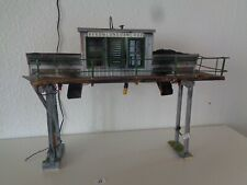 Eigenbau LGB / Pola / Piko Spur G geeignet Industrie Bekohlungsanlage Gebäude 17